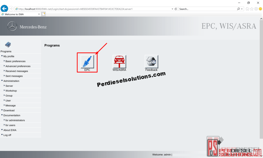 Mercedes Benz Parts Catalog >> Mercedes Benz Epc 11 2018 Parts Catalog Perdieselsolutions