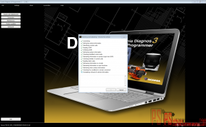 Scania Diagnostic y Programmer 3