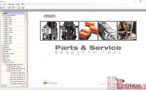Crown Forklift service manuals 2019