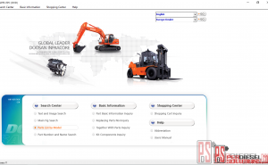 Doosan Parts Catalog