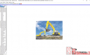 Hyundai Heavy Industries e-Catalog
