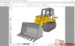 Liebherr WorkShop manual 2019