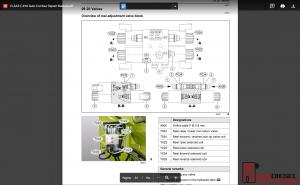 Claas Repair and service manual