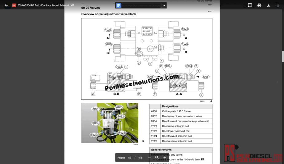 Claas scorpion service manual pdf