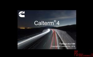 Cummins Calterm 4.21