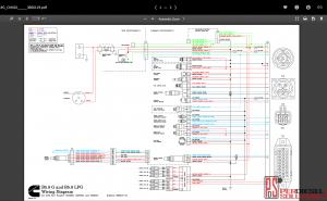 Cummins Full Set Wiring Diagram