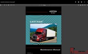 Freightliner Full set manuals