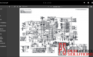 Hitachi Full Workshop Manual
