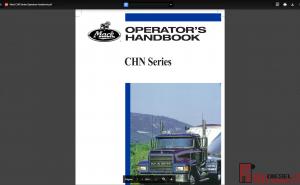 Mack Trucks Operators Manuals