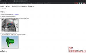 Tesla repair manual and diagram