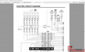 Wiring Diagram for Mitsubishi Truck