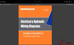 Wiring Diagrams Doosan
