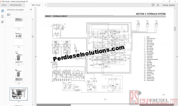 Wiring Diagrams Hyundai heavy equipmentWiring Diagrams Hyundai heavy equipment