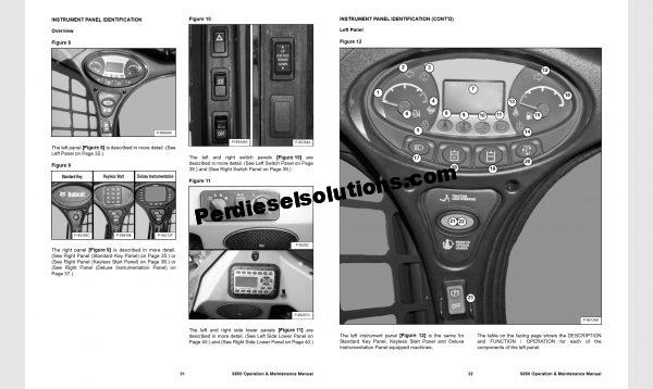 Bobcat Service manual and wiring diagram