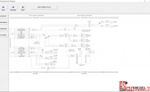 CNH 8.7 electronic service tool