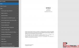 Doosan Crawler Excavator DX700LC Full pdf