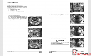 Doosan Crawler Excavator DX700LC Parts Manual