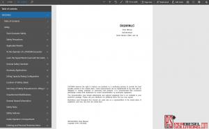 Doosan Shop manual DX235NLC