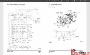 Doosan Wiring Diagram DX235NLC