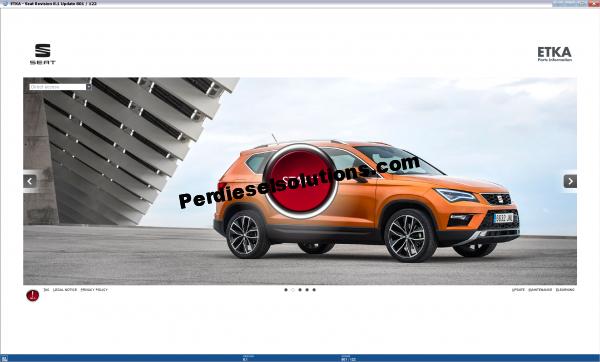 ETKA 8.1 full 05.2019 parts catalog