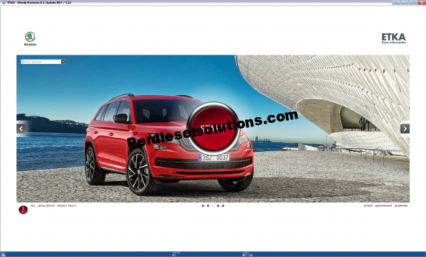 Etka 8.1 audi-skoda=VW-seat 2019