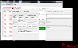 Intermediate storage Encryptor Decryptor - File Editor Volvo