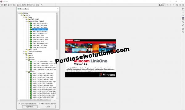 Isuzu CSS-NET EPC 04.2019 Parts catalog