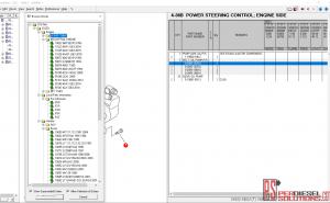 Isuzu CSS-NET spare parts catalog 2019
