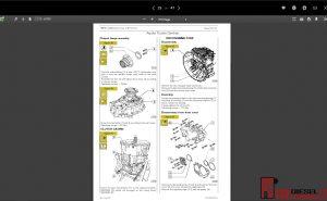 Iveco Trucks all Workshop manual 2018 full pdf
