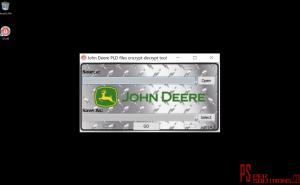 John Deere Pld ecryptor decryptor