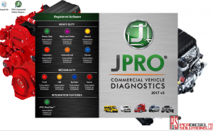 Jpro Commercial Vehicle Diagnostic