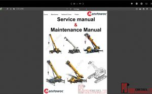 Manitowoc Grove Service Manual