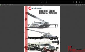 Manitowoc National Crane Operator Manual pdf