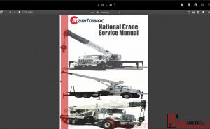 Manitowoc National Service Manual pdf