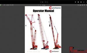 Manitowoc Operator Manual pdf