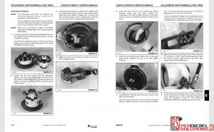 Manitowoc Shuttlelift Service Manual & Operator Manual