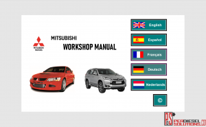 Mistusbishi Workshop Manual pdf