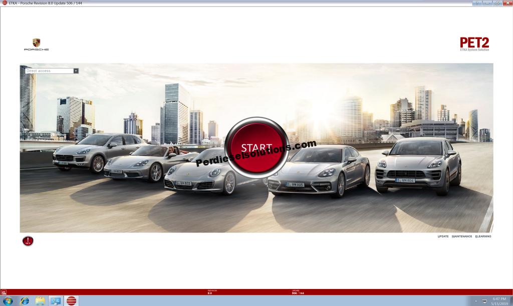 Porsche 911 Tequipment Brochure 2012