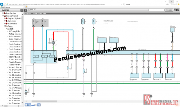 Toyota & Lexus Electrical Wiring Diagram