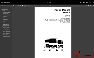 Volvo Trucks Electric Wiring Diagram