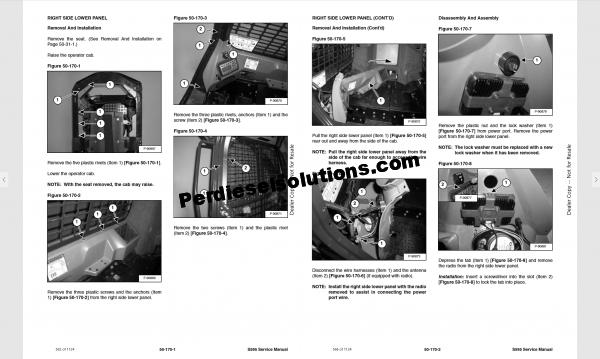 Bobcat Service manual 2018 pdf