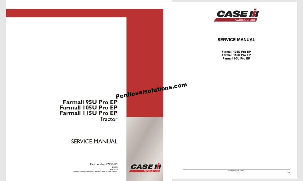 Case All Kind Machine New Models Service Manual 2019 Complete Set PDF 145 GB PerDieselSolutions