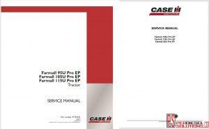 Case service Manual all kind machine full pdf