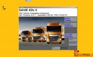 Daf Davie XDc II 2019