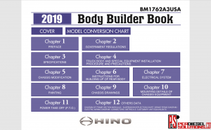 Hino workshop manual 2019