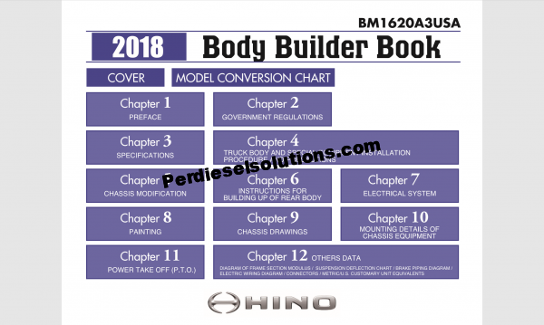 Hino workshop manual full pdf