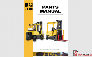 Hyster forklift trucks parts manual pdf