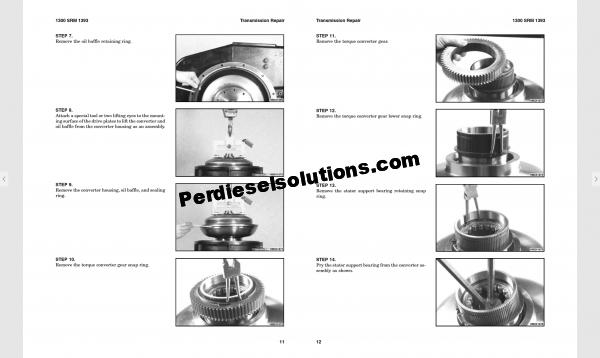 Hyster Repair manual full class pdf
