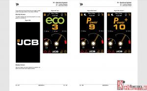 JCB Service Manual new models 2019