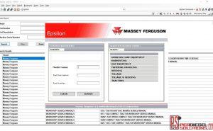 Massey Ferguson - Tractor NA [05.2019] Workshop and Service Manuals & Service Bulletins